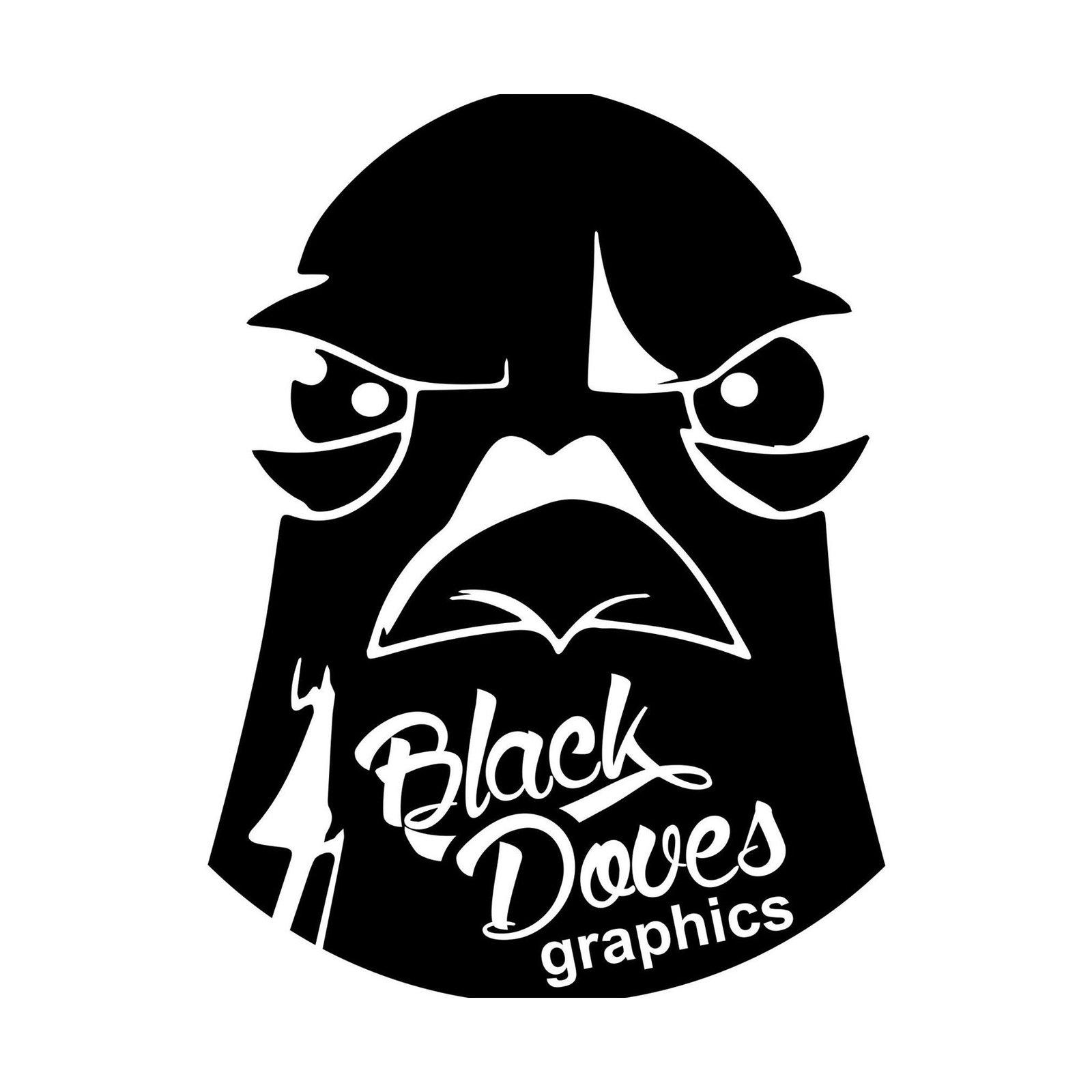 Black Doves Graphics